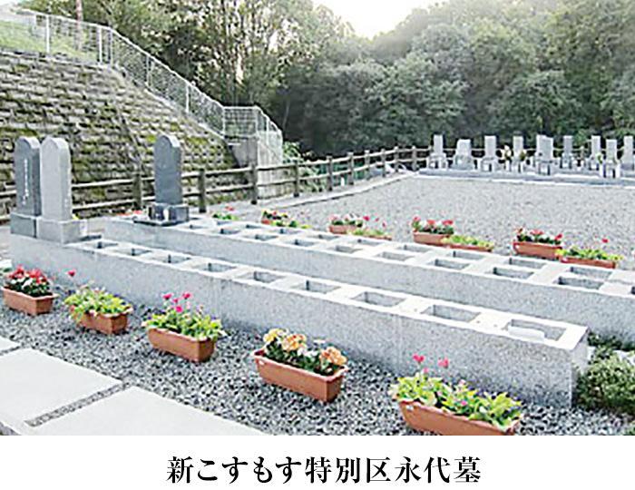 新こすもす特別区永代墓